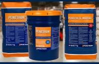 Penetron - material de impermeabilizare integral cristalin in structura de beton