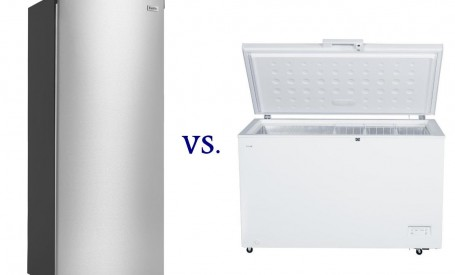 Congelator sau ladă frigorifică? De ce trebuie să ții cont înainte de lua o decizie