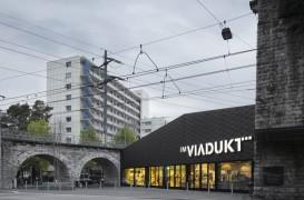 Un viaduct din Zurich este acum un spatiu comercial foarte cautat