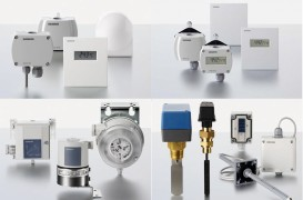 Siemens Symaro - Senzori inovativi pentru economie de energie