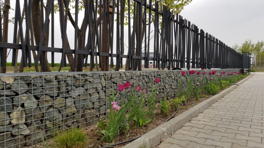 Întoarce-te la natură cu un gard deosebit