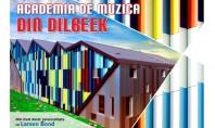 Academia de Muzica din Dilbeek mai mult decat personalitate cu Larson Bond! Academia de Muzica din
