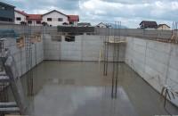 Penetron Admix pentru hidroizolare, aplicat direct in masa betonului