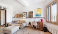 O amenajare moderna cu influente industriale pentru un apartament din Barcelona In urma cu doi ani