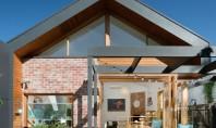 Casa inteligentă cu un design eficient și prietenos cu mediul Astfel a aparul Casa Inteligenta (Smart
