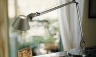 Cum alegem lampa de birou potrivita? Lampile de birou sunt elemente esentiale ce ajuta la sporirea