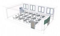 Ventilaţia cu recuperare de căldură soluția pentru școli și grădinițe sănătoase Știm cum toții că noul