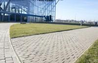 Elis Pavaje a livrat produse in valoare de circa 1,2 milioane de lei pentru amenajarea exterioara a proiectului Therme Bucuresti