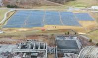 Cum poate o veche centrală nucleară să devină o fermă solară? Se pare ca fermele solare