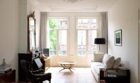 O casa in Amsterdam contemporana si clasica in acelasi timp Stilul pe care ales are elemente