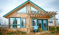 Casele din baloti de paie - ieftine eficiente si sustenabile Casele ecologice si sustenabile reprezinta o