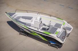 Barca de pescuit și agrement Delphin 5.5
