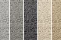 Panouri din beton aparent cu texturi inedite: ideale pentru fațade și placări interioare Destinat aplicatiilor exterioare, betonul aparent ranforsat cu fibra de sticla este rezistent la factorii externi si socurile mecanice, are o greutate redusa si