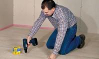 Cum sa instalezi pardoselile uscate Rigidur in 11 pasi Invata cum sa montezi pardoselile uscate Rigidur