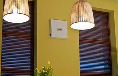 Ventilatie cu recuperare de caldura pentru spatii rezidentiale confortabile