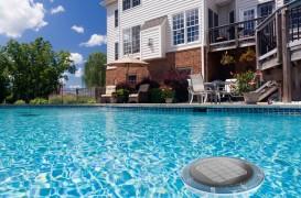 Cum reduceți consumul de clor în piscină
