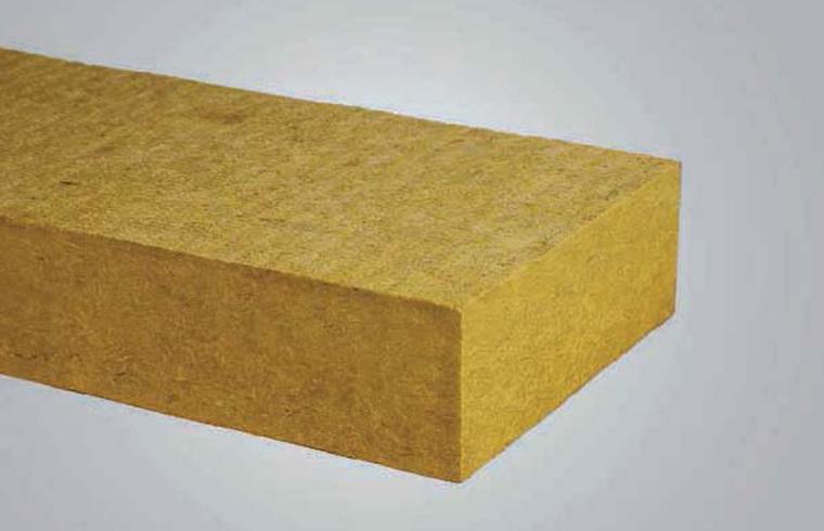 NOU - Vata minerala bazaltica pentru acoperisuri tip terasa 2 straturi de densitati diferite intr-un singur