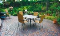 Solutii Brikston pentru gradina ta! Pavajul ceramic BRIKSTON KLINKER va completa intr-un mod elegant designul casei