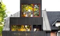 Frumusetea mediului rural si dotarile moderne combinate intr-o casa din Toronto Iata cum o casa a