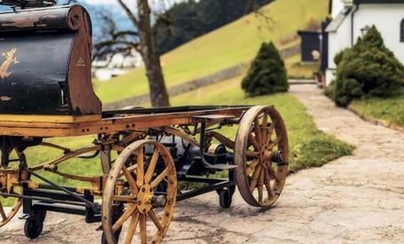 Peste o treime dintre toate mașinile au fost electrice secolul trecut