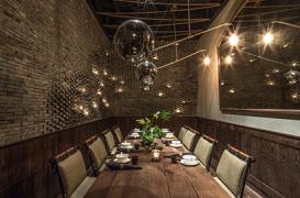 Restaurantul realizat de Joyce Wang castiga premiul pentru interiorul anului