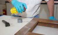 Solutii de renovare tamplarie - ADLER Abbeizer Cu spray-ul Adler Abbeizer eliminarea stratului vechi de vopsea