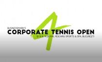 Corporate Tennis Open 4 - Pescariu Sports & Spa, București, 12-13 mai 2018 & 19-20 mai 2018