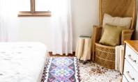 Mobilier auxiliar pentru dormitor bancheta decorativa O puteti considera o reinterpretare a vechii lazi de zestre