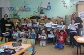 Am invatat ALTFEL la atelierele De-a Arhitectura alaturi de 700 copii