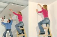 Cum sa montezi plafonul fals cu prindere directa in 9 pasi