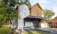 Casa monument transformata in studio de muzica Echipa Brg3s Architects a lucrat la proiectul de transformare