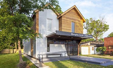 Casa monument transformata in studio de muzica