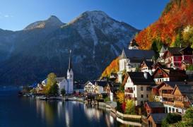 10 orase medievale din Europa ce par desprinse din basme