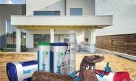 O casă izolată este o casă premiată - promoție la vata minerală de sticlă Fie că