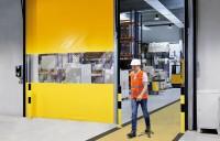 BUTZBACH NOVOSPRINT DUO - Cea mai rapida usa industriala