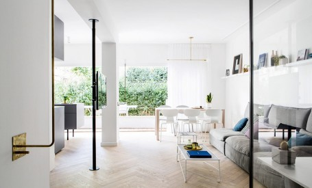 Trucuri folosite pentru optimizarea spațiului într-un apartament