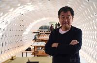 Pavilionul din hartie realizat de Kengo Kuma la Expozitia din Milano