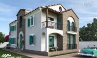 Proiect Case Mexi în București Unul dintre proiectele Case Mexi il reprezinta aceasta casa familiala din