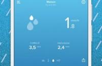 Modulul de ploaie pentru staţia meteo Netatmo. Pentru că fiecare picătură de apă contează