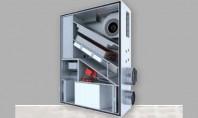 Unități de ventilație compacte Duplex R5 Noua generaţie de unităţi de ventilaţie cu recuperare de căldură