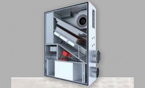 Unități de ventilație compacte Duplex R5