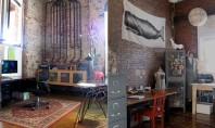 Semne care tradeaza interioarele amenajate in stil industrial Spatiile interioare amenajate in stil industrial se remarca