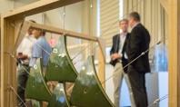 Arhitecții experimentează cu teracota pentru a combate schimbările climatice Teracota este un material ce se utilizeaza