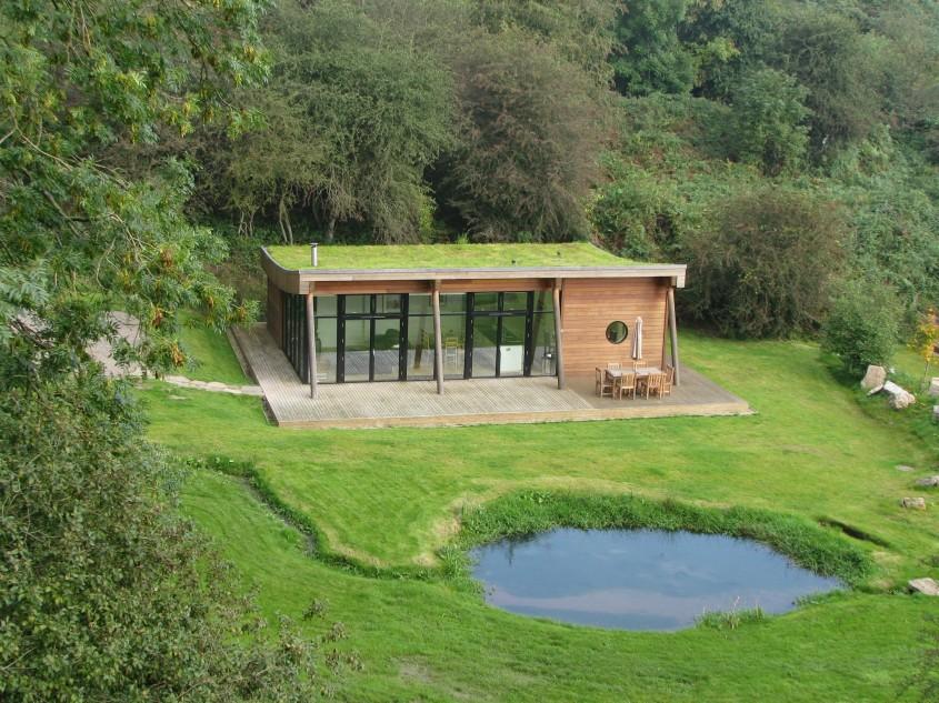 Hidroizolarea acoperișurilor verzi