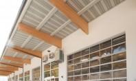 Check-list pentru achiziţia unei uşi secţionale industriale automate high performance Echiparea standard a unei usi sectionale