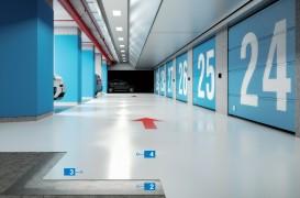 Sistem Mapefloor RLT pentru parcări