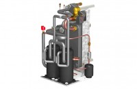 Dimensionarea pompelor de caldura Este foarte important sa se dimensioneze corect si cat mai exact instalatiile cu pompe de caldura, atat circuitul colector, cat si pompa de caldura, instalatia din camera tehnica si cea de incalzire.