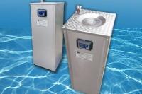 Nou de la ADCRIST - Fantană pentru băut apă cu tester a calității apei