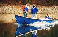 Lotca - Barca de pescuit si agrement