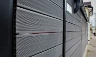 """O alternativă modernă la gardurile clasice din lemn - Model gard """"Robust"""" din profile wpc Continuam"""